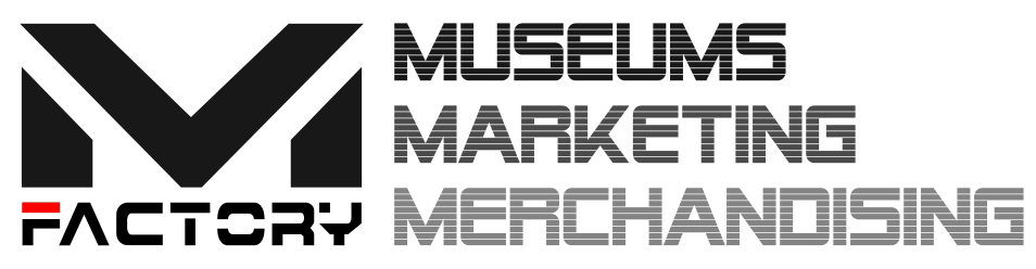 M-Factory // Museums - Marketing - Merchandising